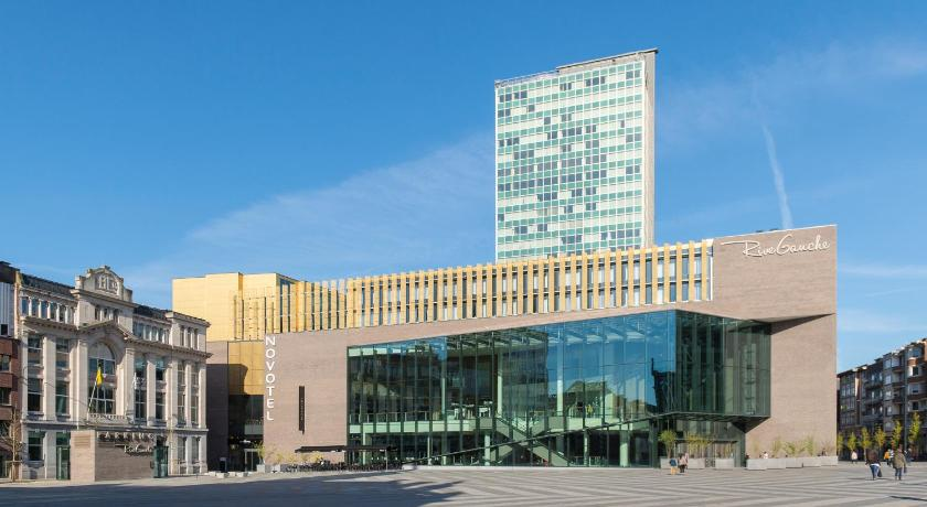 Best time to travel Charleroi Novotel Charleroi Centre