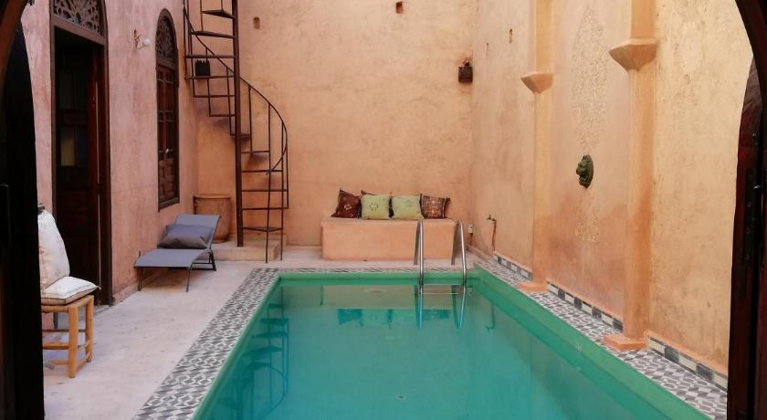 Best time to travel Morocco Riad Ben Youssef