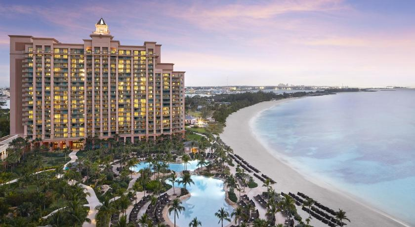 Best time to travel Nassau The Reef at Atlantis, Autograph Collection