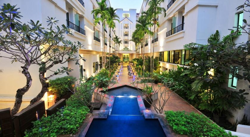 Best time to travel Angkor Tara Angkor Hotel