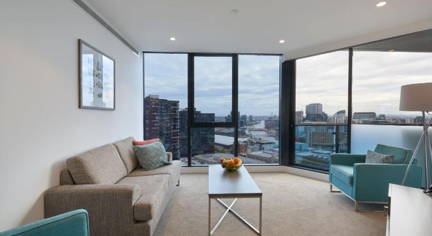 Apartment Hotel Melbourne Short Stay Apartments 4 Star 187 City Road