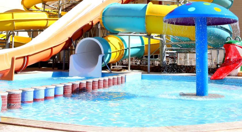 Best time to travel Egypt King Tut Aqua Park Beach Resort