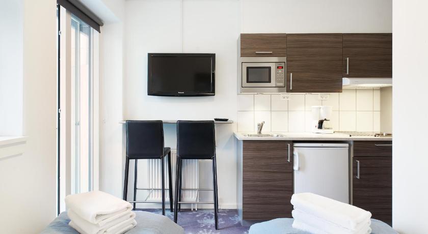 Camere Da Letto Faber.Aparthotel Faber Aarhus Da 80 Offerte Agoda