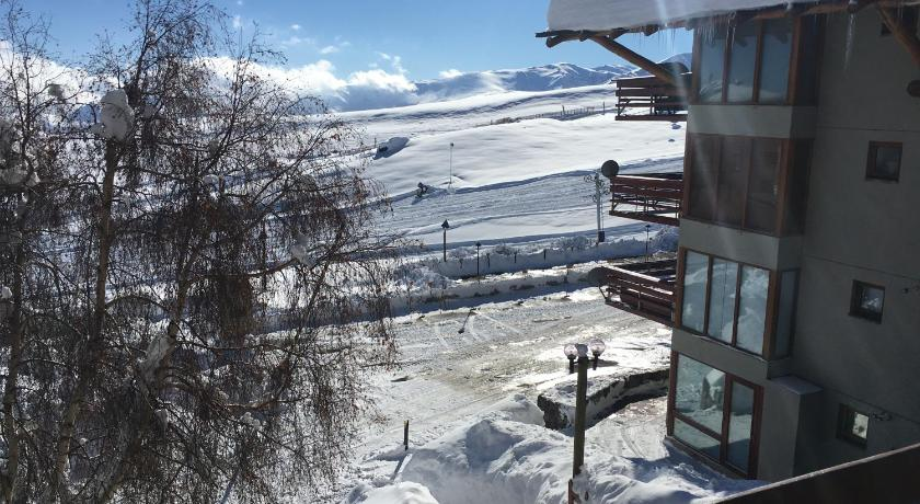 La Parva - super view & slope access