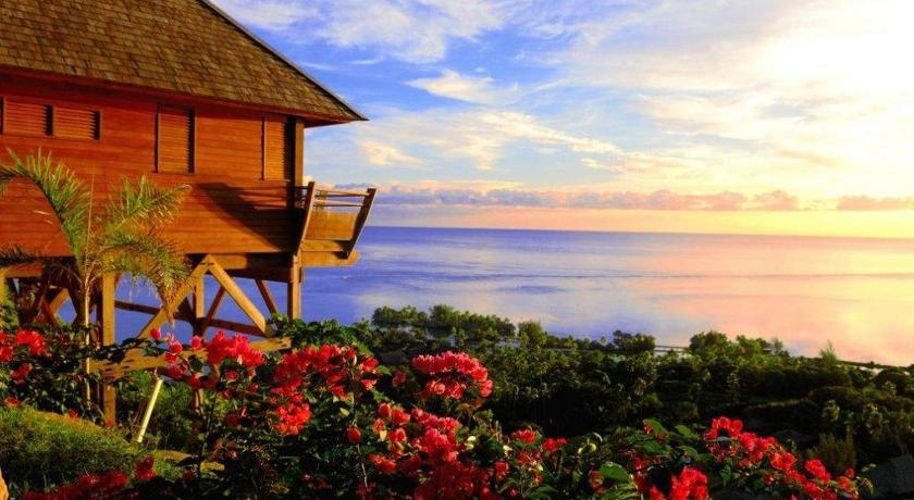 Moorea Villa Fetia In Moorea Island Room Deals Photos