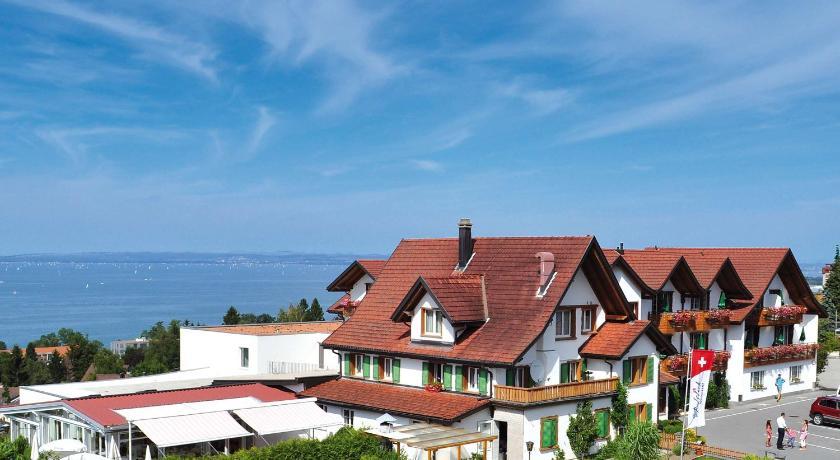 Best time to travel Switzerland Best Western Hotel Rebstock