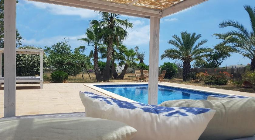Best time to travel Spain Villa Suki Ibiza: Outstanding location, great value!
