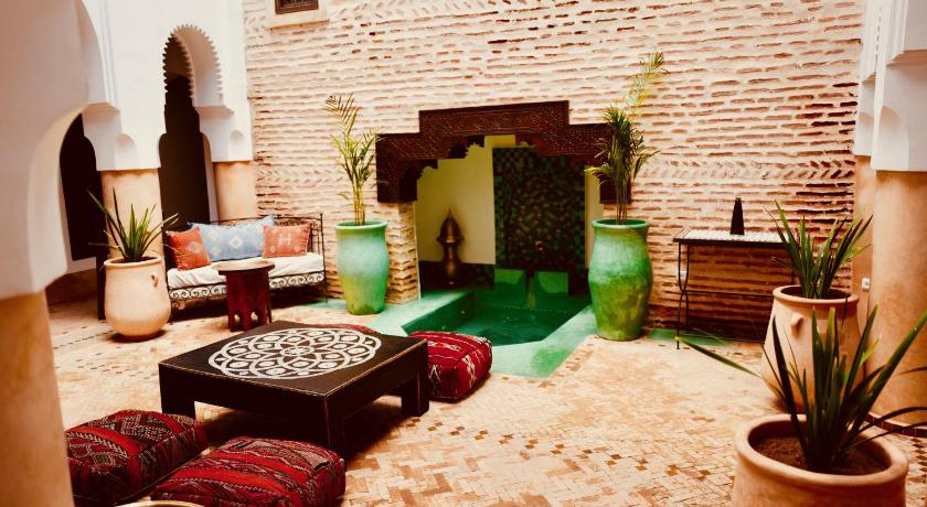Best time to travel Morocco Riad El Faris