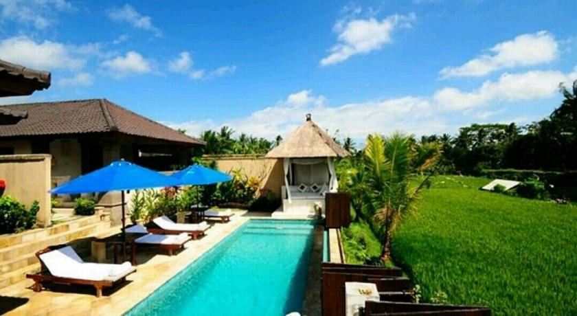 The Aura Ubud Honeymoon Villa With Rice Field View Bali