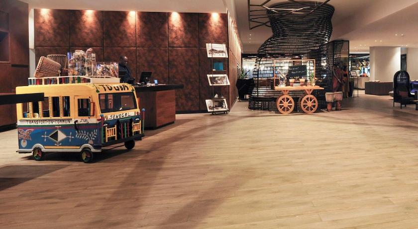 Best time to travel Dakar Pullman Dakar Teranga