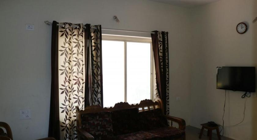 Apartament 1 Habitació Apartment with pool in Anjuna, Goa, by GuestHouser 63186