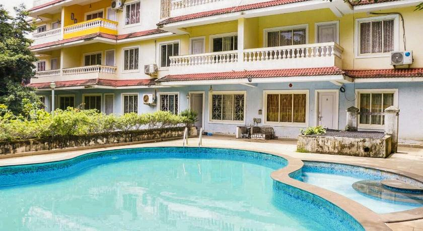 Apartment with pool in Anjuna, Goa, by GuestHouser 63186