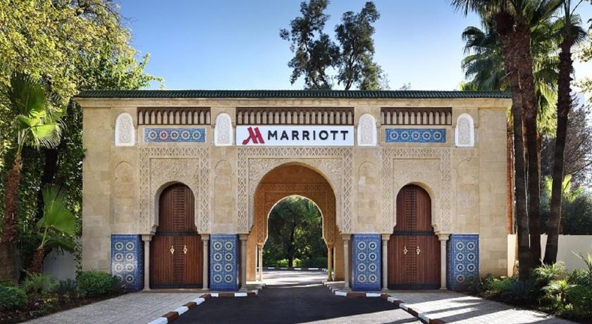 Best time to travel Fez Fes Marriott Hotel Jnan Palace