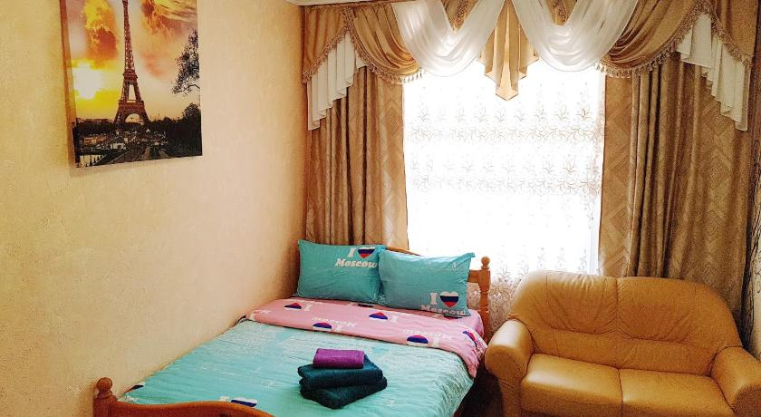 Apartment Yuzhnoportovaya in Moscow - Room Deals, Photos