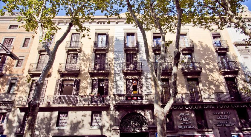 Best time to travel Eixample Ramblas Apartments