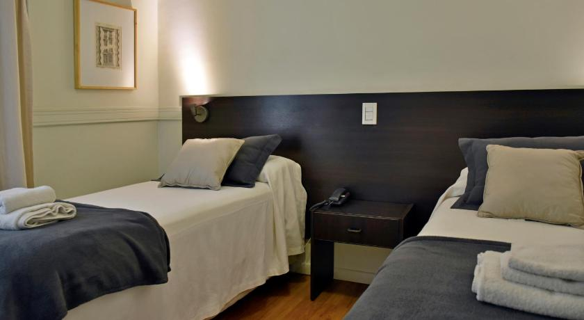 Standard Double or Twin Room Abril Hotel Boutique