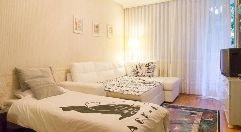 Apartemen TOP CENTRAL Quiet & cozy flat