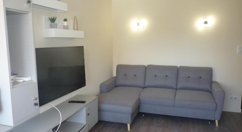 Appartement T3, 5 couchages, Residence La Mediterranee, Narbonne Plage