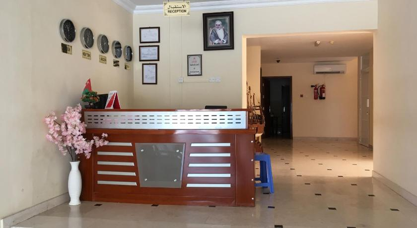 Best time to travel Oman Al Basateen Hotel Apartment