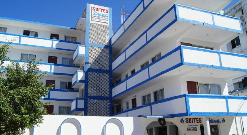Best time to travel Acapulco Hotel Suites Diana
