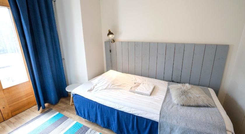 Single Room with Shared Bathroom Hostel Villa Kemi