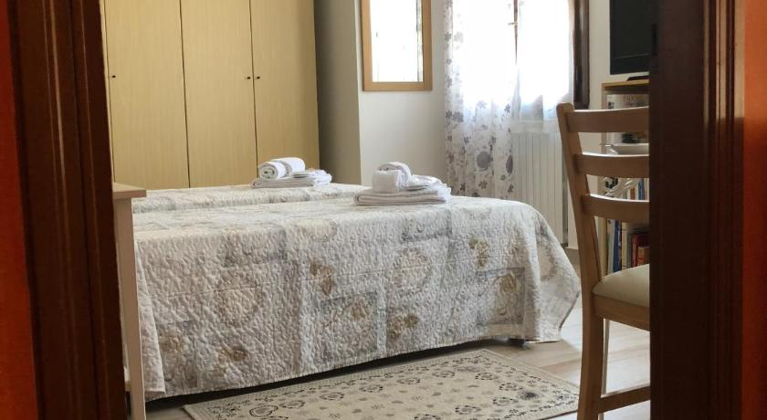 Double or Twin Room with Private Bathroom Abbazia S. Stefano Due Carrare