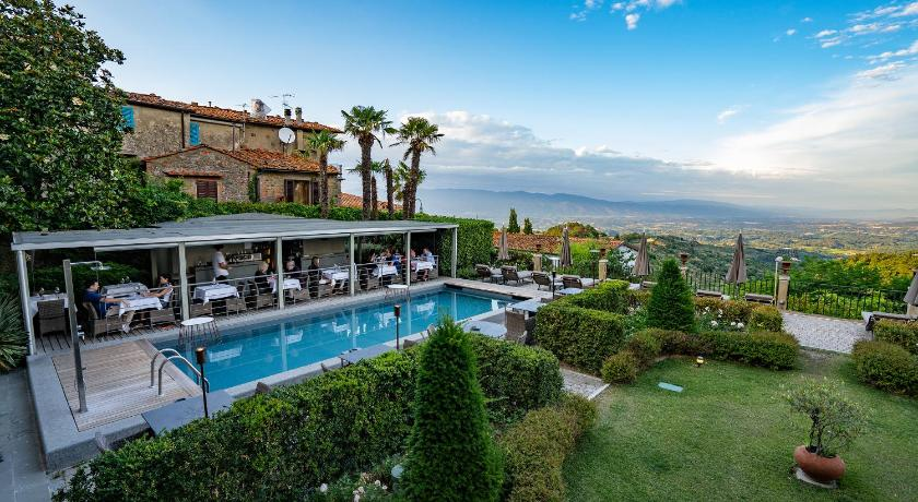 Villa Sassolini Luxury Boutique Hotel, The Originals Collection