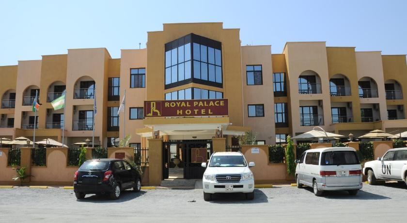 Royal Palace Hotel Juba Priser Fotos Anmeldelser Adresse