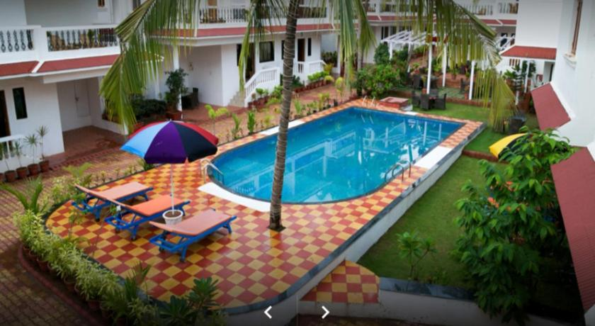 Deluxe Double Room Room in the Heart of Goa