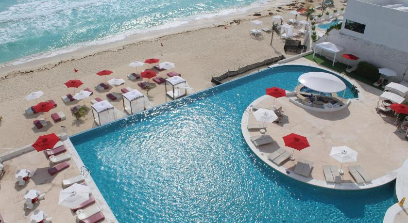 Best time to travel Mexico Bel Air Collection Resort and Spa Cancun