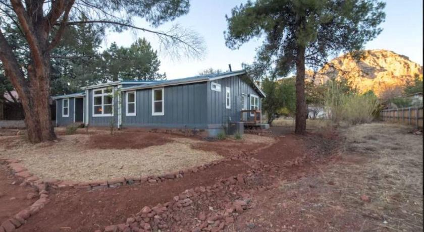 Escape from reality in Sedona! New 3bd/2ba Retreat