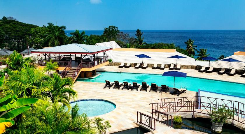 Best time to travel Scarborough Le Grand Courlan Spa Resort Adults Only