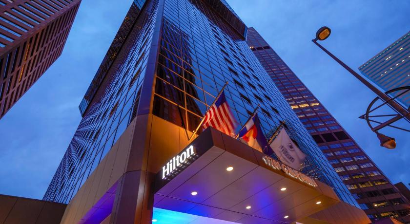 Best time to travel Denver Hilton Denver City Center