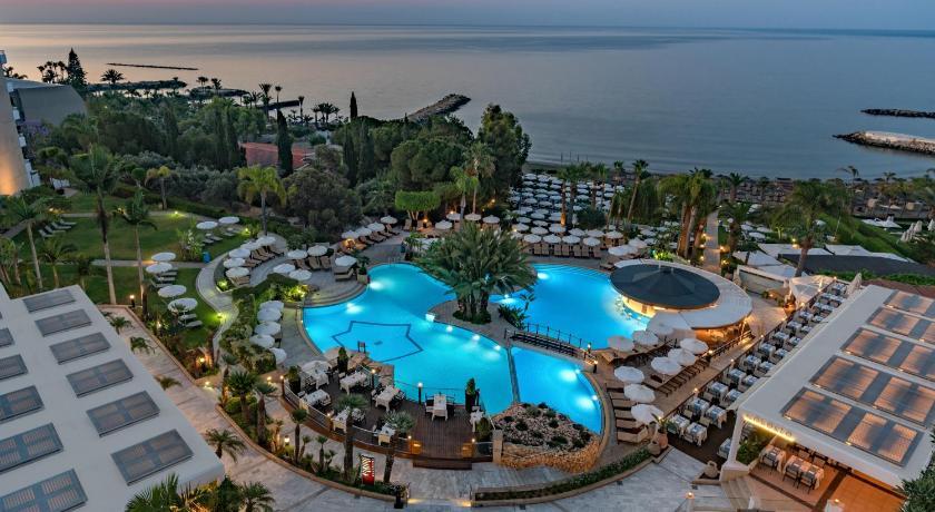 Best time to travel Cyprus Mediterranean Beach Hotel