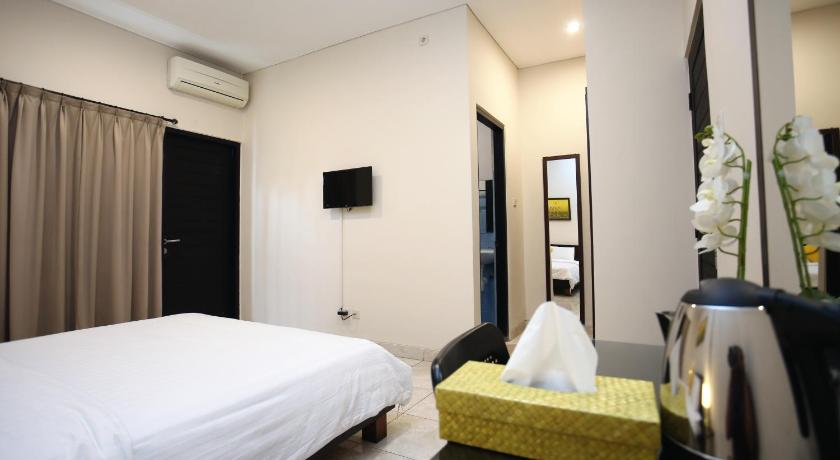 Standard Double Room Cameng Homestay