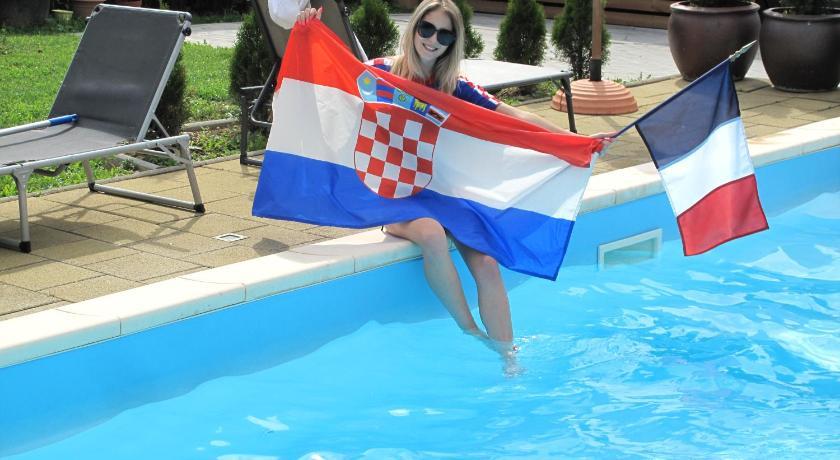 Best time to travel Čakovec Guesthouse Ursula