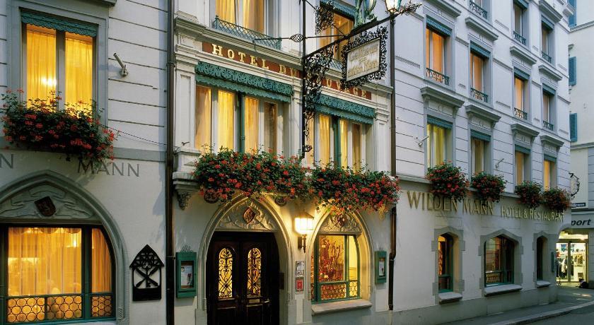 Best time to travel Winterthur Romantik Hotel Wilden Mann Luzern