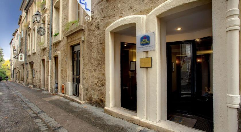 Best time to travel Montpellier Best Western Hotel Le Guilhem