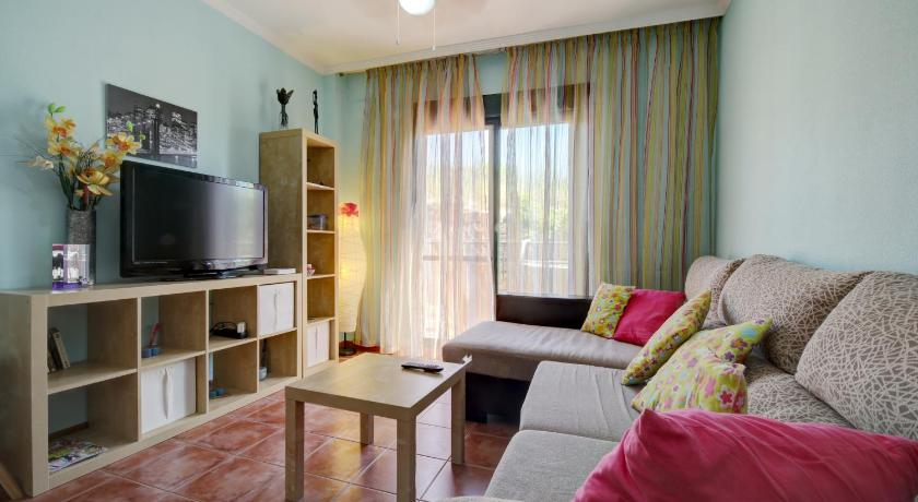 Best time to travel Spain Playa Ancha Apartment