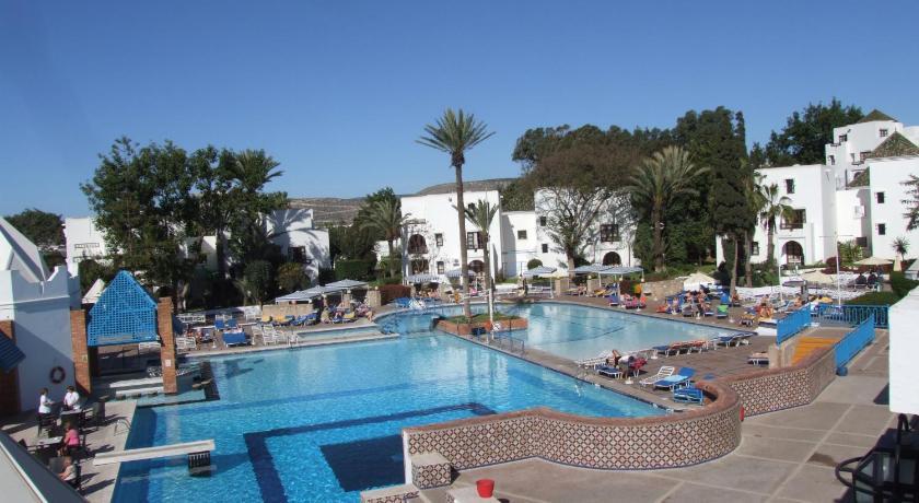 Best time to travel Morocco El Pueblo Tamlelt - All Inclusive
