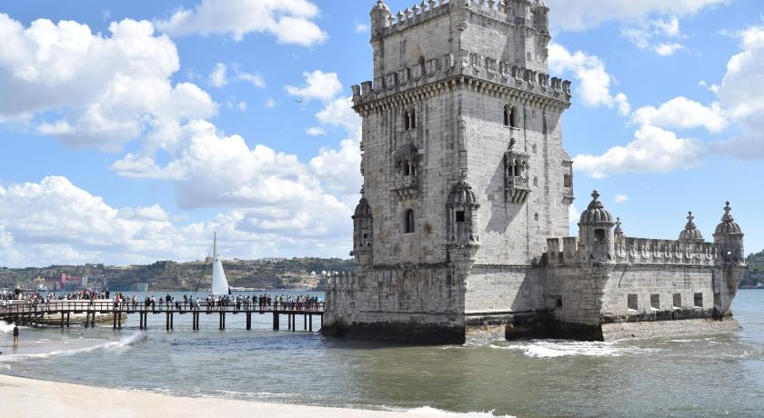 Apartament Go Native Lisbon Principe Real