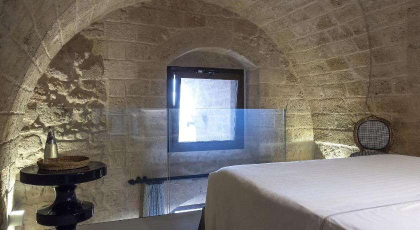 Superior Double Room Castello di Ugento