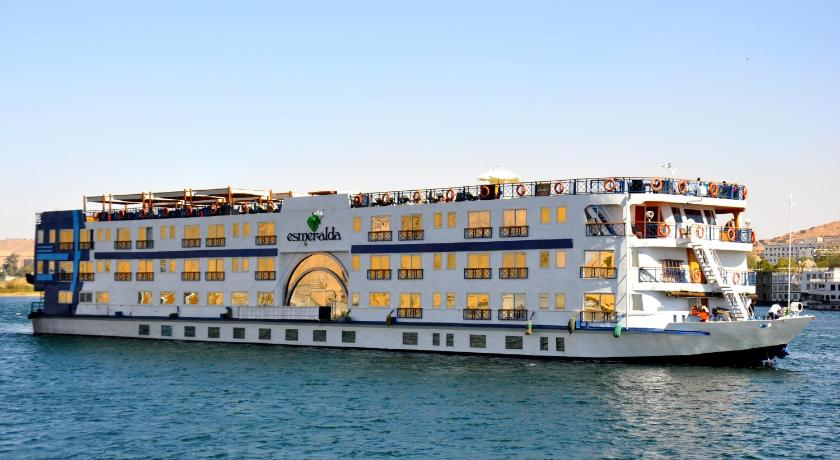 Best time to travel Luxor M/S Esmeralda Nile Cruise - 4 or 7 Nights From Luxor each Monday and 03 Nights From Aswan each Friday