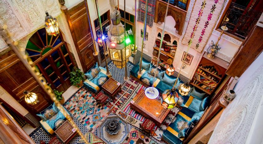 Best time to travel Morocco Riad Verus