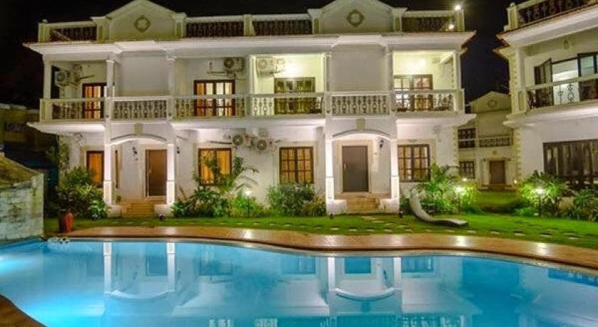 Villa with a pool in Calangute, Goa, by GuestHouser 46681