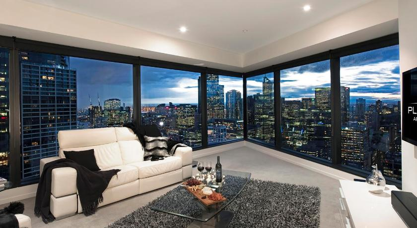 Book Platinum Apartments at Eureka Tower (Melbourne ...