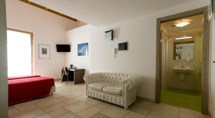 Double or Twin Room Ostello Guicciardi