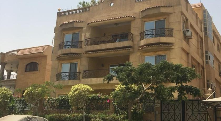 Best time to travel Egypt A cozy penthouse - apartment in the 5th settlement