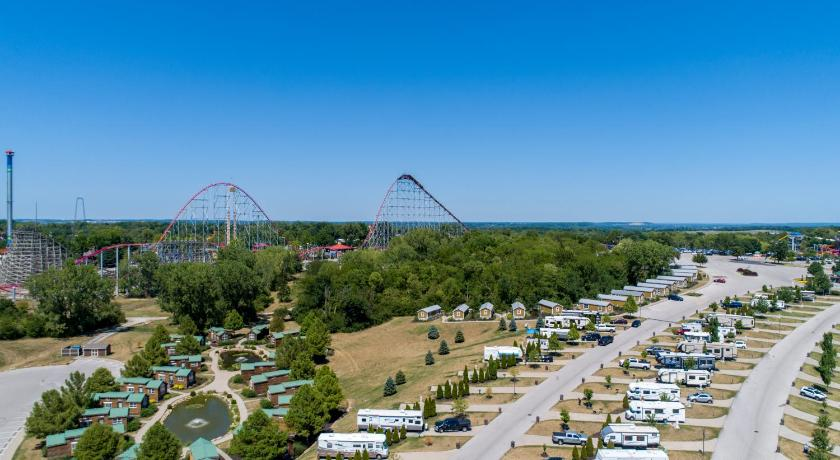 More about Worlds of Fun Village