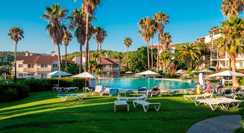 Best time to travel Spain Aparthotel HG Jardin de Menorca